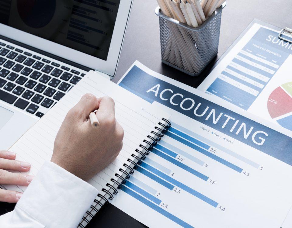 زیرشاخه رشته حسابداری