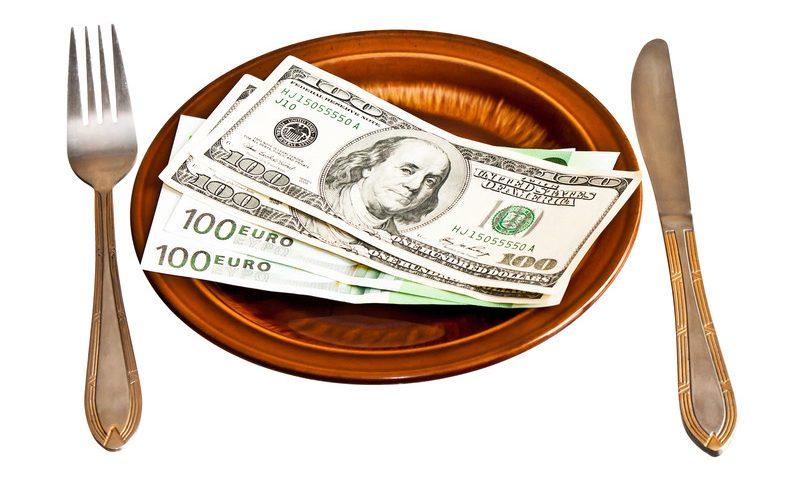 هزینه های یک رستوران